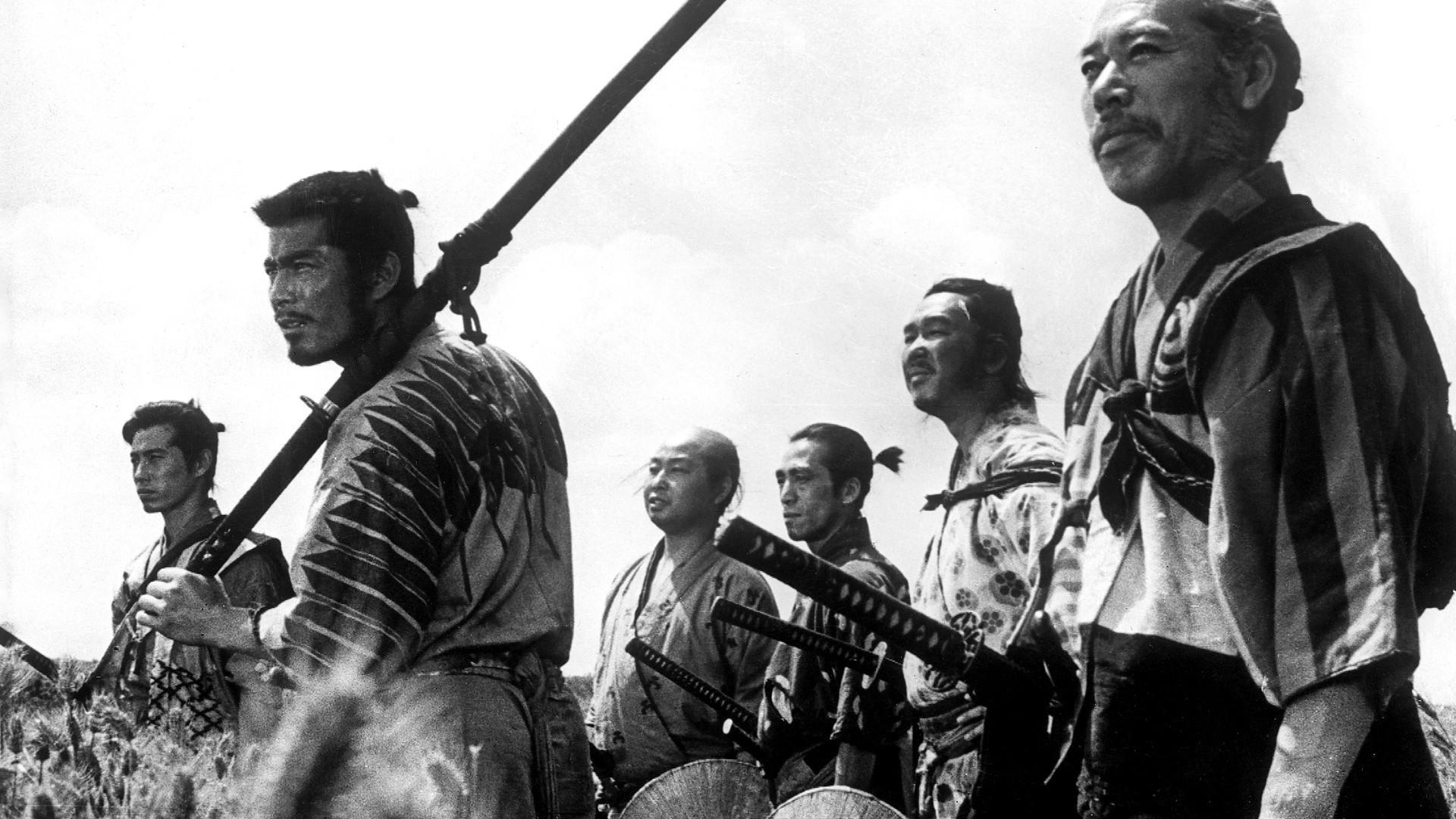Od Siedmiu samurajów do Siedmiu wspaniałych