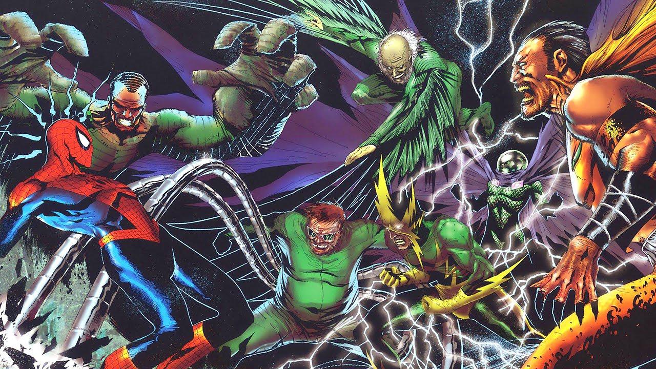 Sinister Six – film o wrogach Spider-Mana wciąż w planach studia Sony