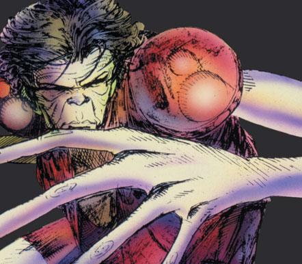 Skin z komiksów Marvela