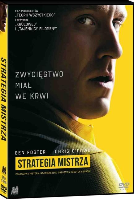 strategia mistrza - okładka DVD