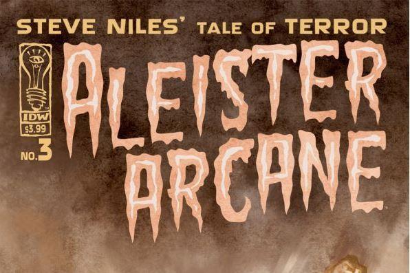 Jim Carrey z główną rolą w adaptacji komiksu Aleister Arcane