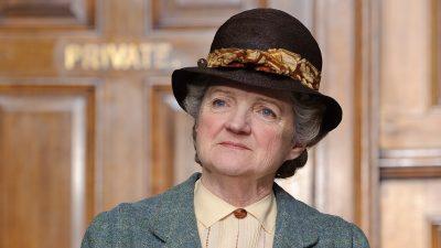 Panna Marple - zdjęcie