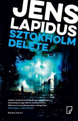 Sztokholm Delete - okładka
