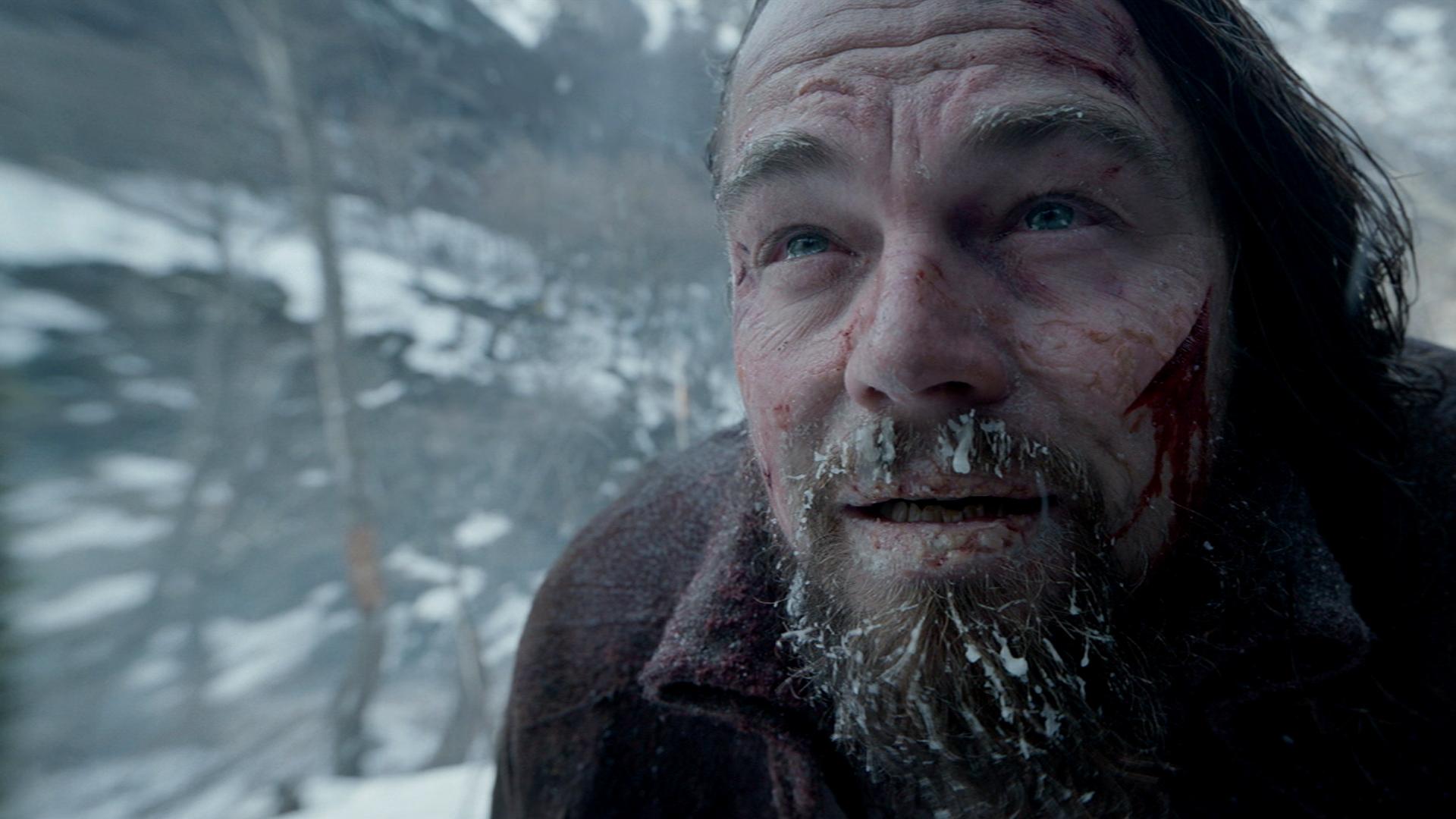Niedźwiedź ze Zjawy z Leonardo DiCaprio u boku. Najlepsze przebranie Comic-Conu