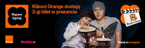 Środy z Orange - banner