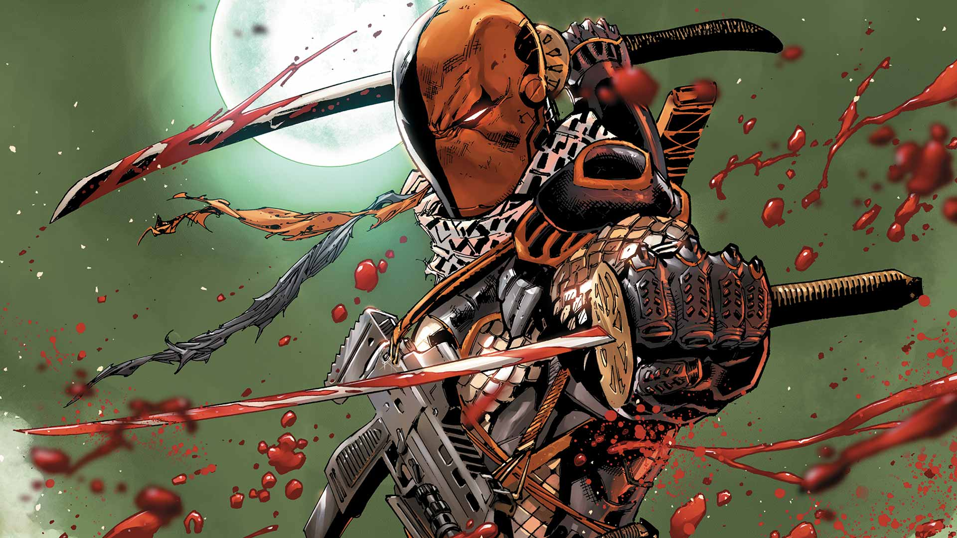 Titans – Deathstroke pojawi się w 2. sezonie. Postać została obsadzona