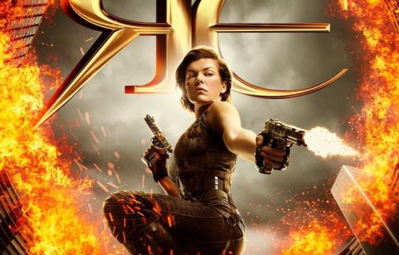 Napakowany akcją teaser filmu Resident Evil: The Final Chapter