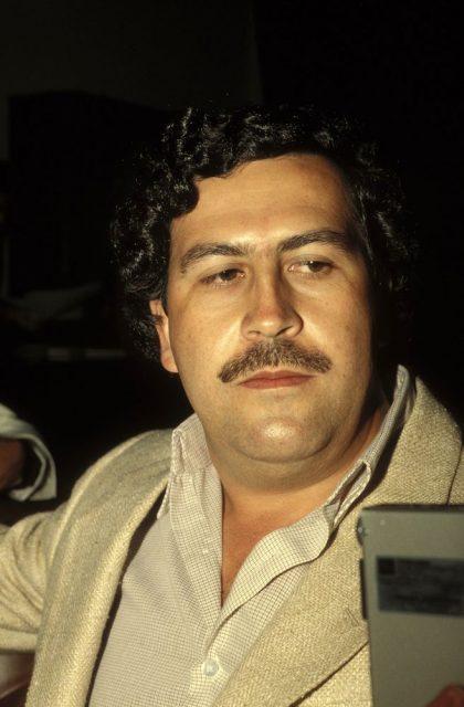 Pablo Escobar - zdjęcie
