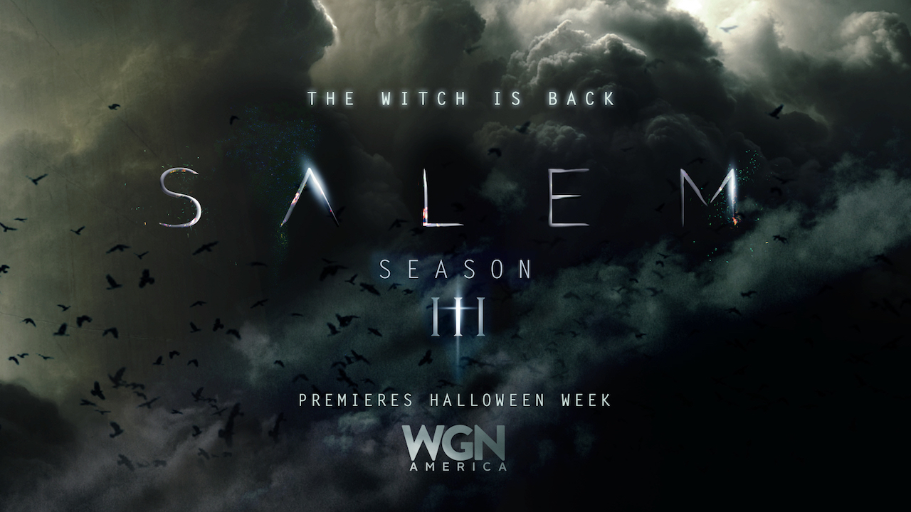 3. sezon Salem będzie szalony. Zobacz nowe sceny