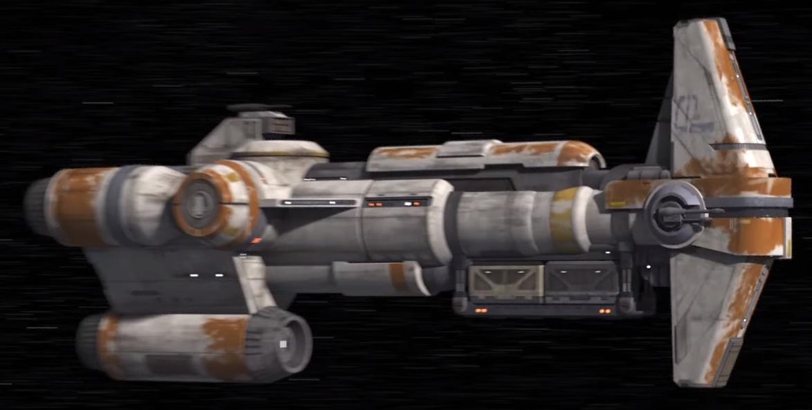 Hammerhead z Star Wars Rebeliantów