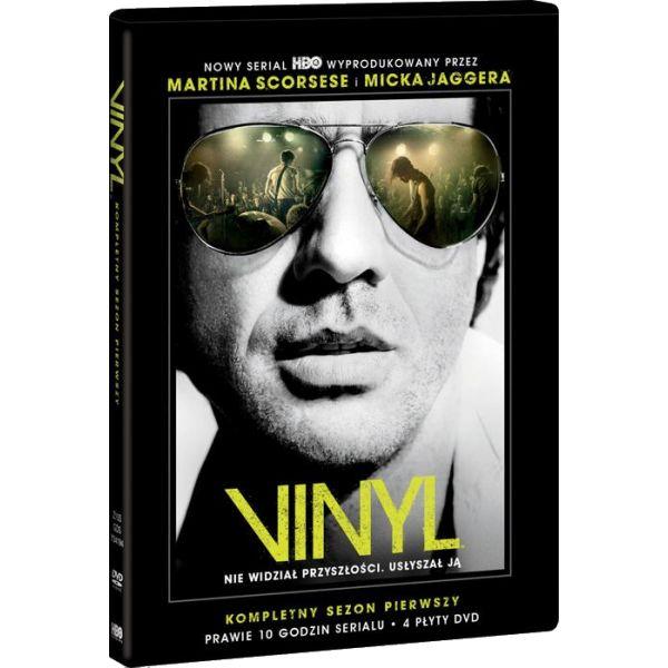 vinyl - okładka DVD