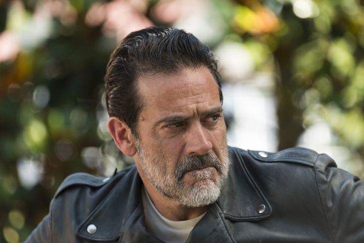The Walking Dead - Negan jako Szeptacz w masce. Nowe zdjęcia