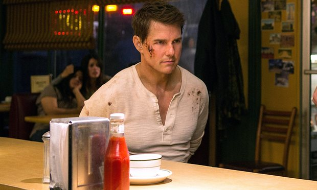 Jack Reacher - Amazon szykuje serial oparty na książkach Lee Childa