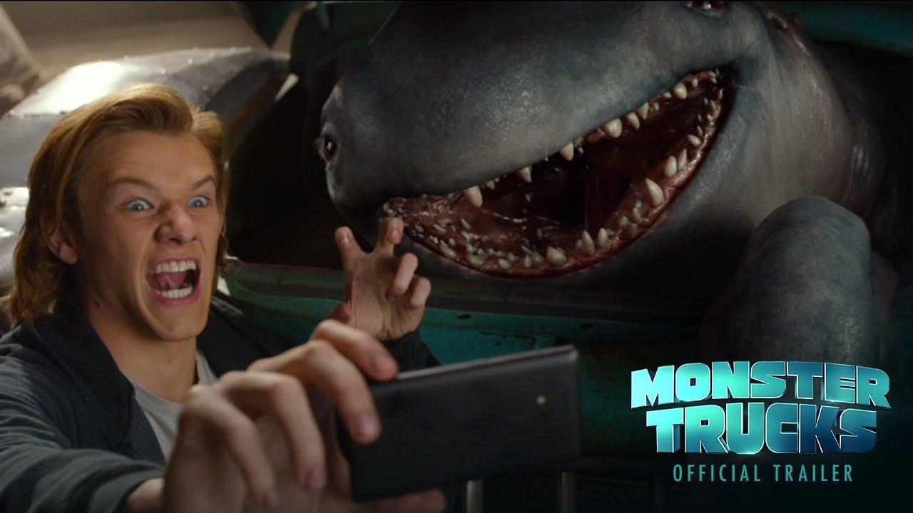 Potwór lubi selfie – zobacz nowy zwiastun Monster Trucks