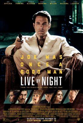nocne życie - plakat