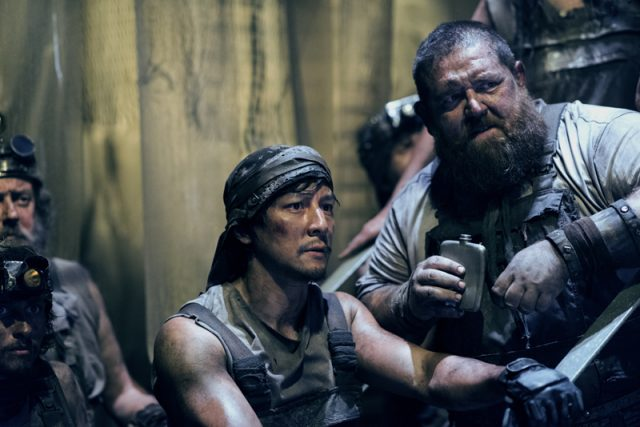 Into the Badlands 2. sezon - Daniel Wu i Nick Frost