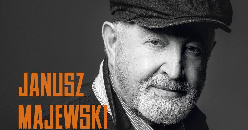 Ukazała się książka o reżyserze Januszu Majewskim