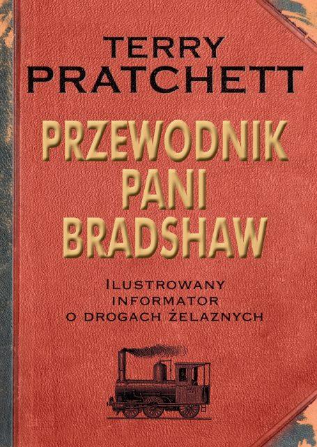 Przewodnik Pani Bradshaw - okładka