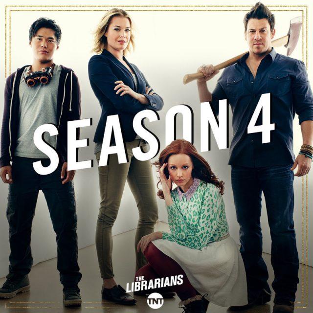 Bibliotekarze - sezon 4