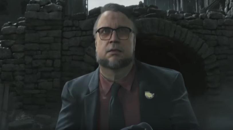 Guillermo del Toro w Death Stranding