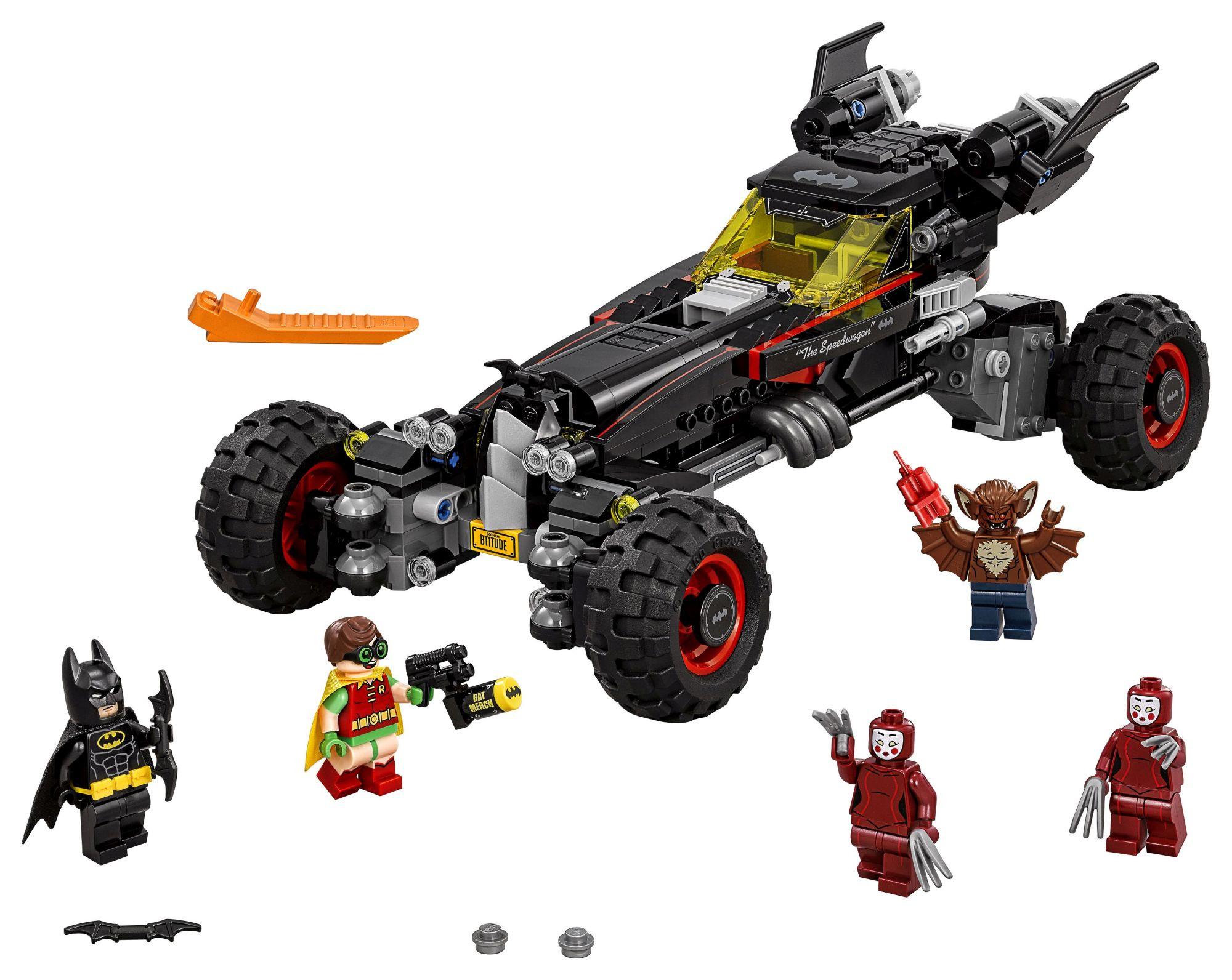 LEGO Batmobil