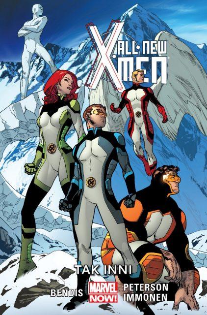 All New X-Men #04: Tak inni - okładka
