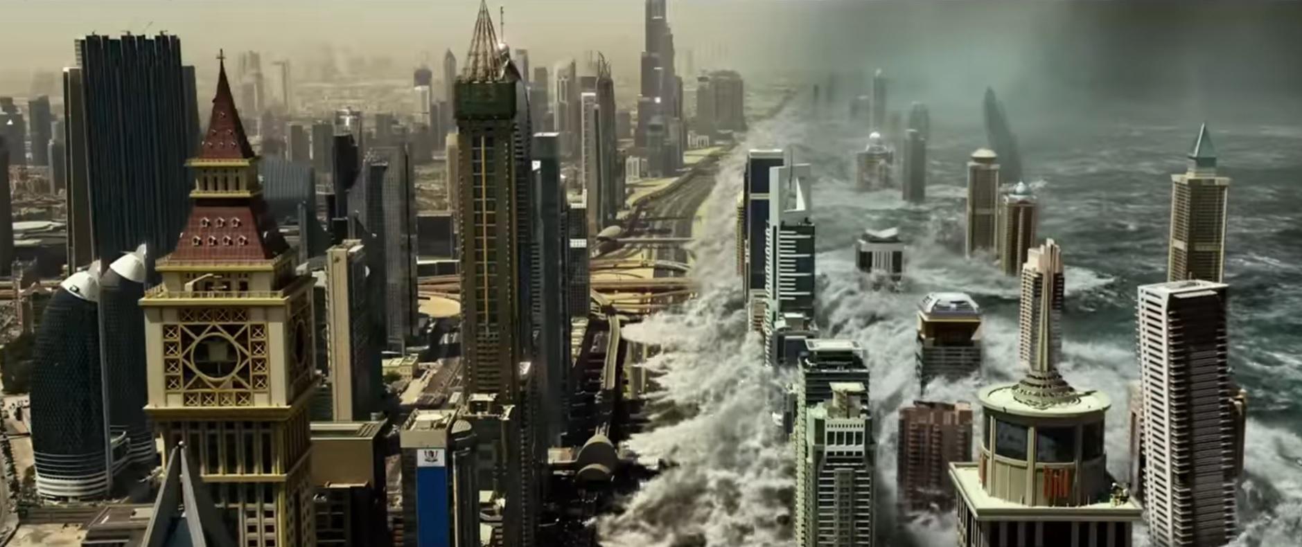 Góry lodowe, pożary i asteroidy. Historia kina katastroficznego