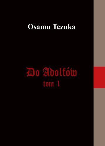 Adolf ni Tsugu - manga