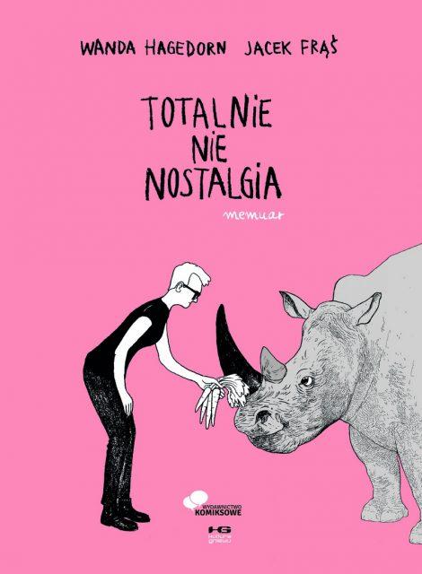 Totalnie nie nostalgia - okładka