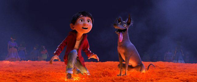 coco - zdjęcie z filmu Pixara