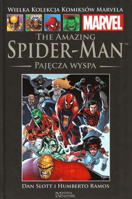 The Amazing Spider-Man. Pajęcza wyspa #1 - okładka