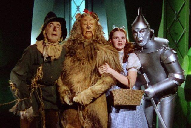 The Wizard of Oz kadr z filmu