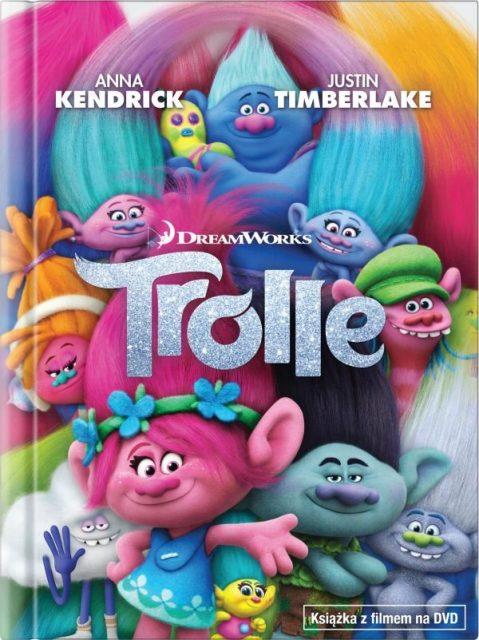 trolle - okładka DVD