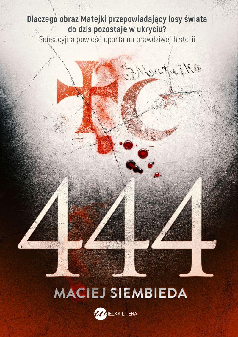 444 - okładka