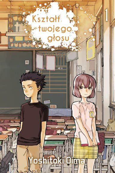 Koe no Katachi - okładka