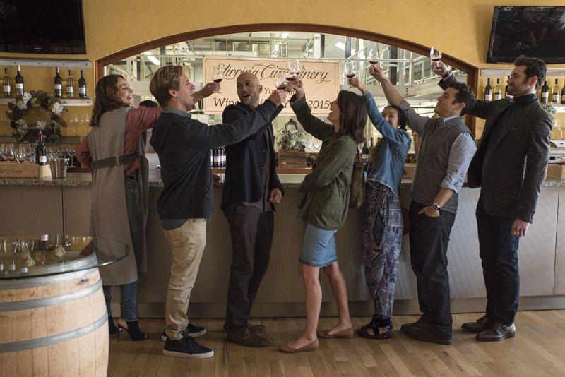 Nowa komedia Netflixa. Zwiastun serialu Friends from College