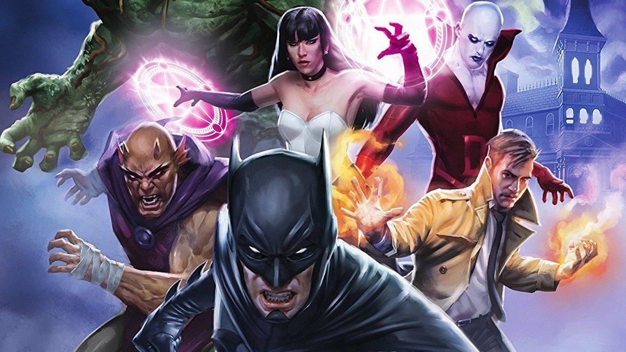 Gerard Johnstone dopracuje scenariusz Justice League: Dark