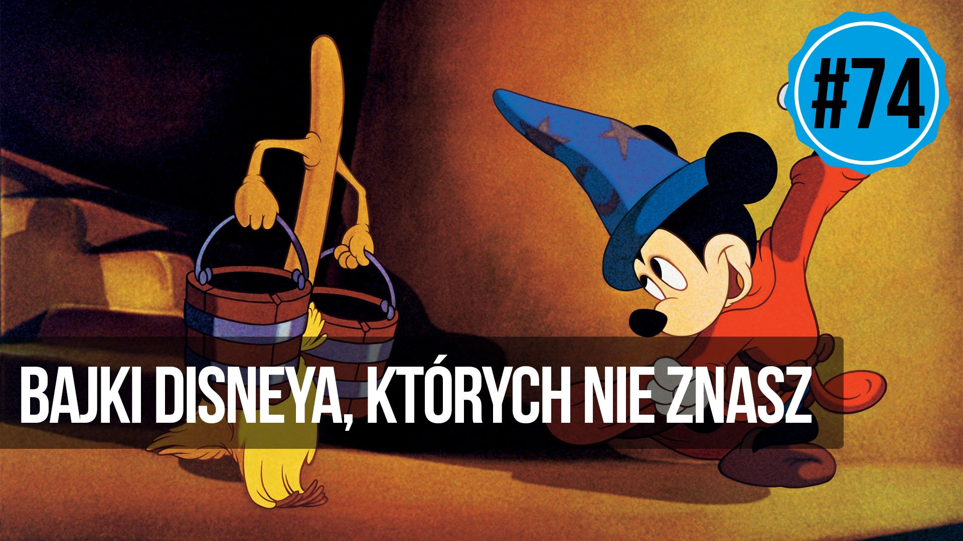 naEKRANACH #74 – Bajki Disneya, których (prawdopodobnie) nie znasz