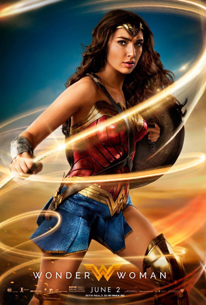 Wonder Woman - plakat