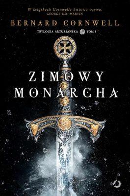 Zimowy monarcha - okładka
