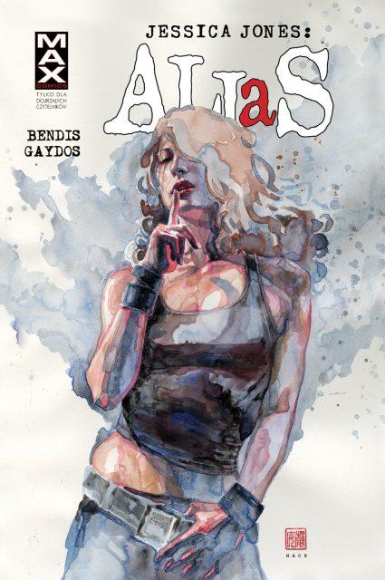 Alias, tom 3 - okładka