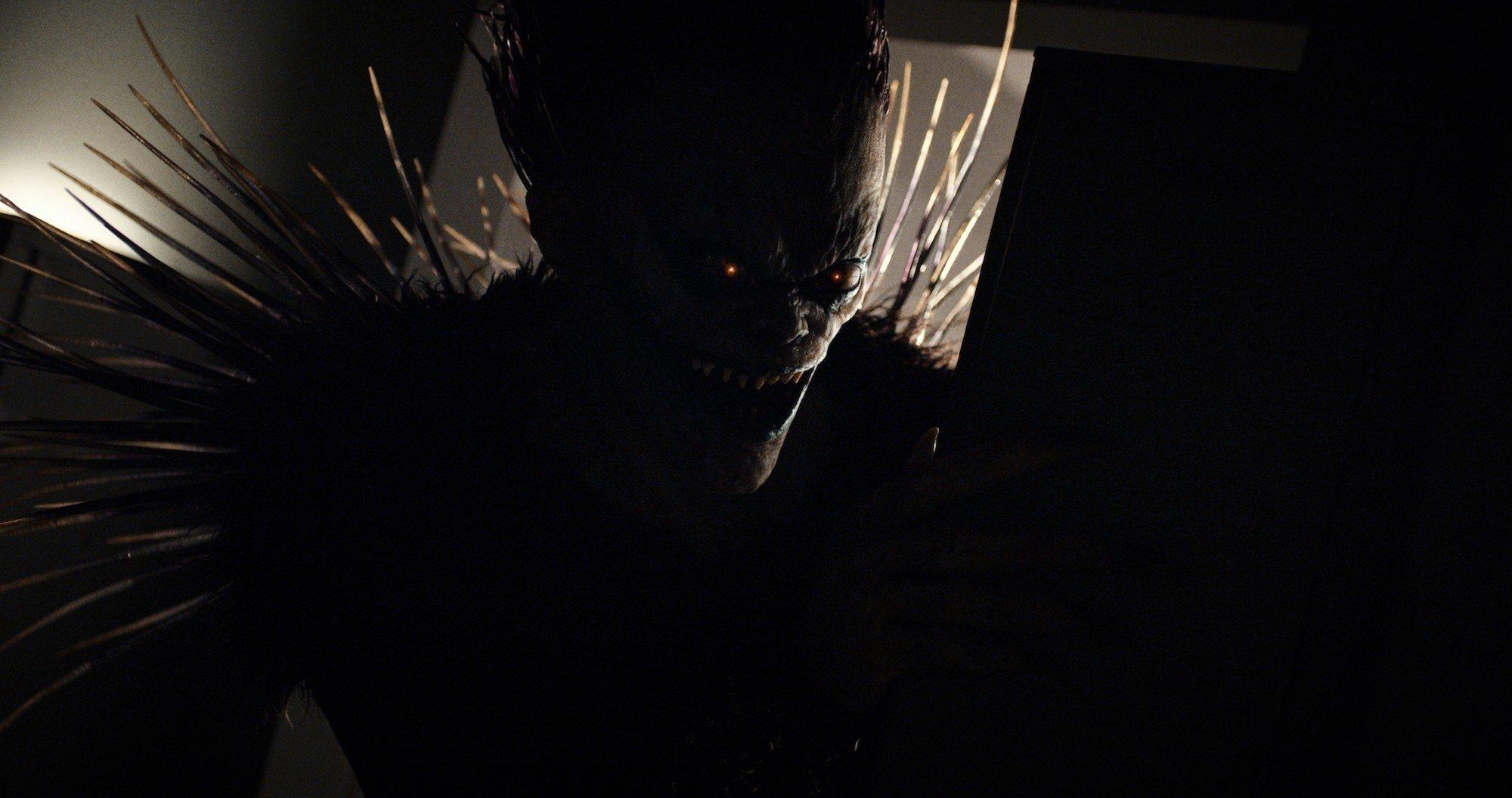 Death Note: Reżyser o stworzeniu postaci Ryuka