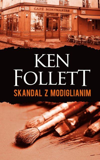 Skandal z Modiglianim - okładka