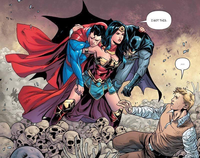 Wonder Woman - komiks