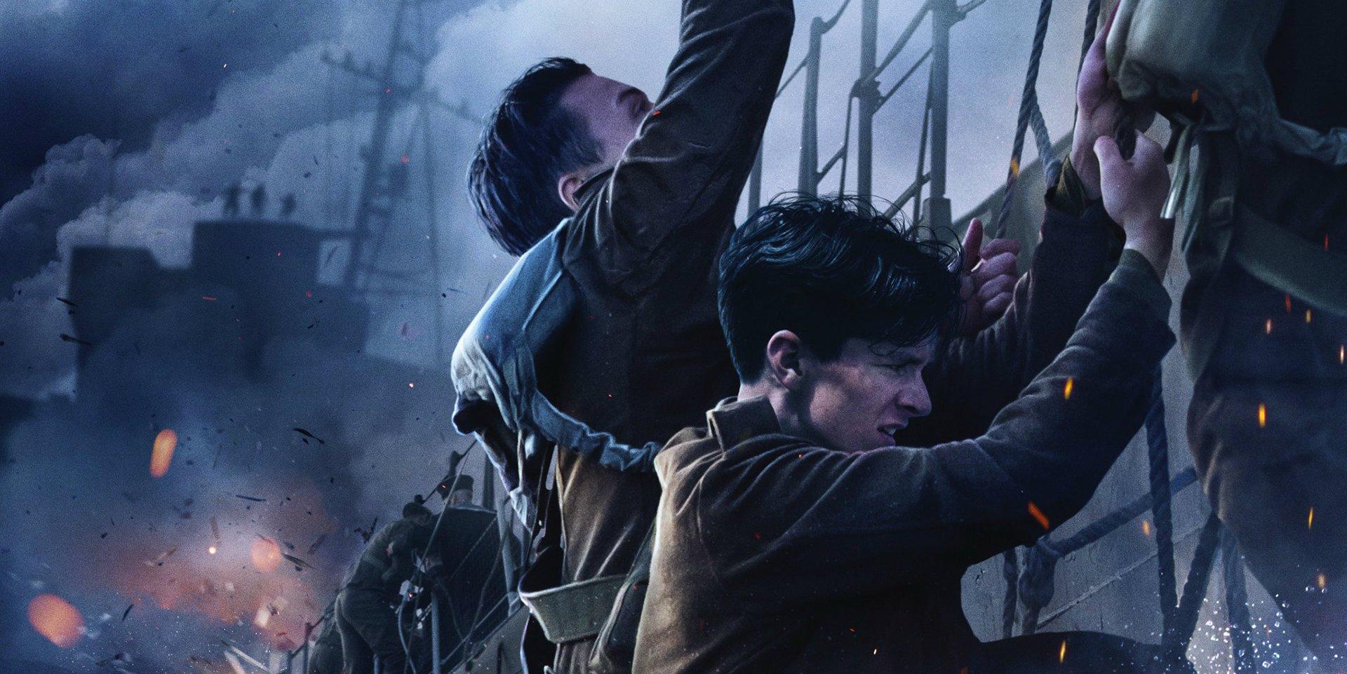 Ile zarobi Dunkierka Nolana? Niskie prognozy box office
