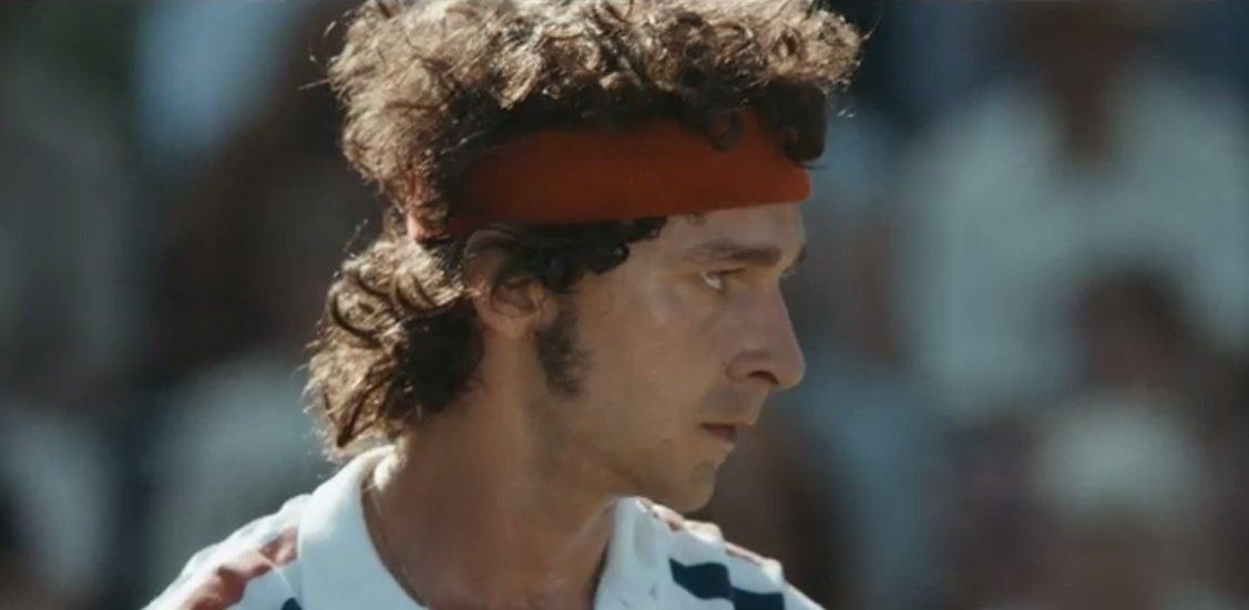 Borg/McEnroe. Między odwagą a szaleństwem – nowy zwiastun filmu o pojedynku tenisistów