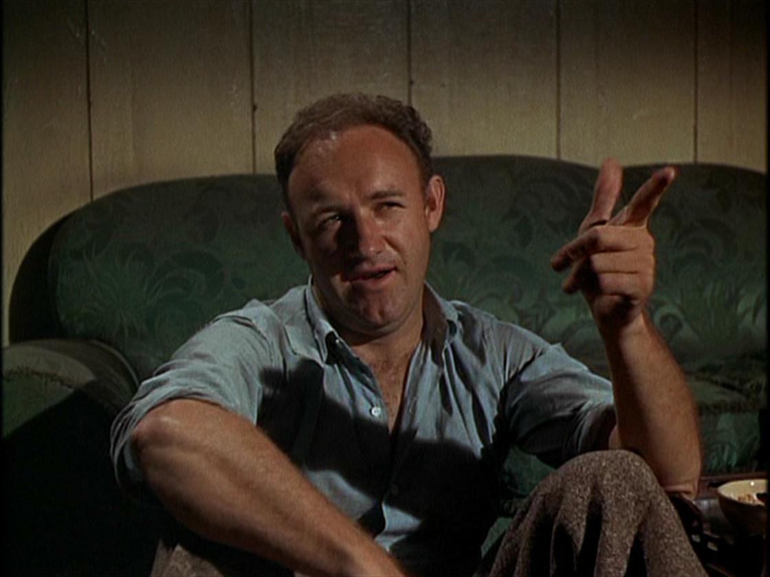 Gene Hackman – aktor, któremu charyzma wylewa się uszami