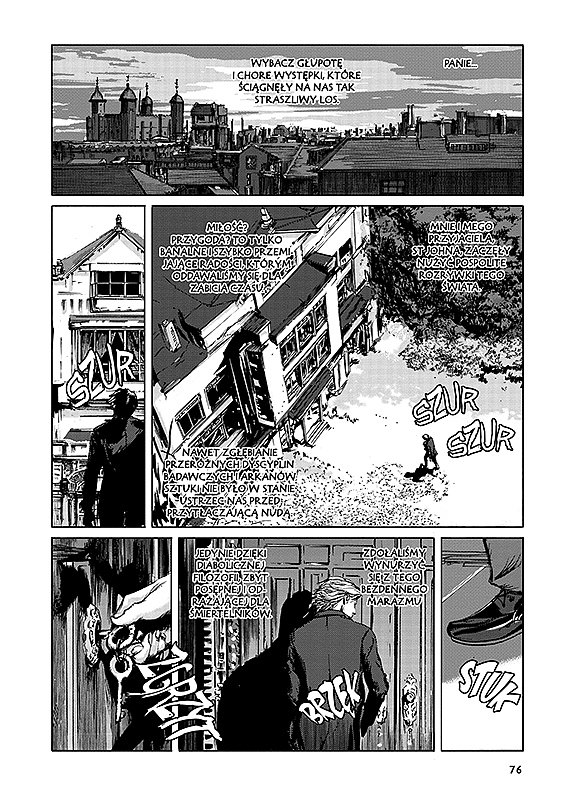 H.P. Lovecraft. OGAR i inne opowiadania - plansza