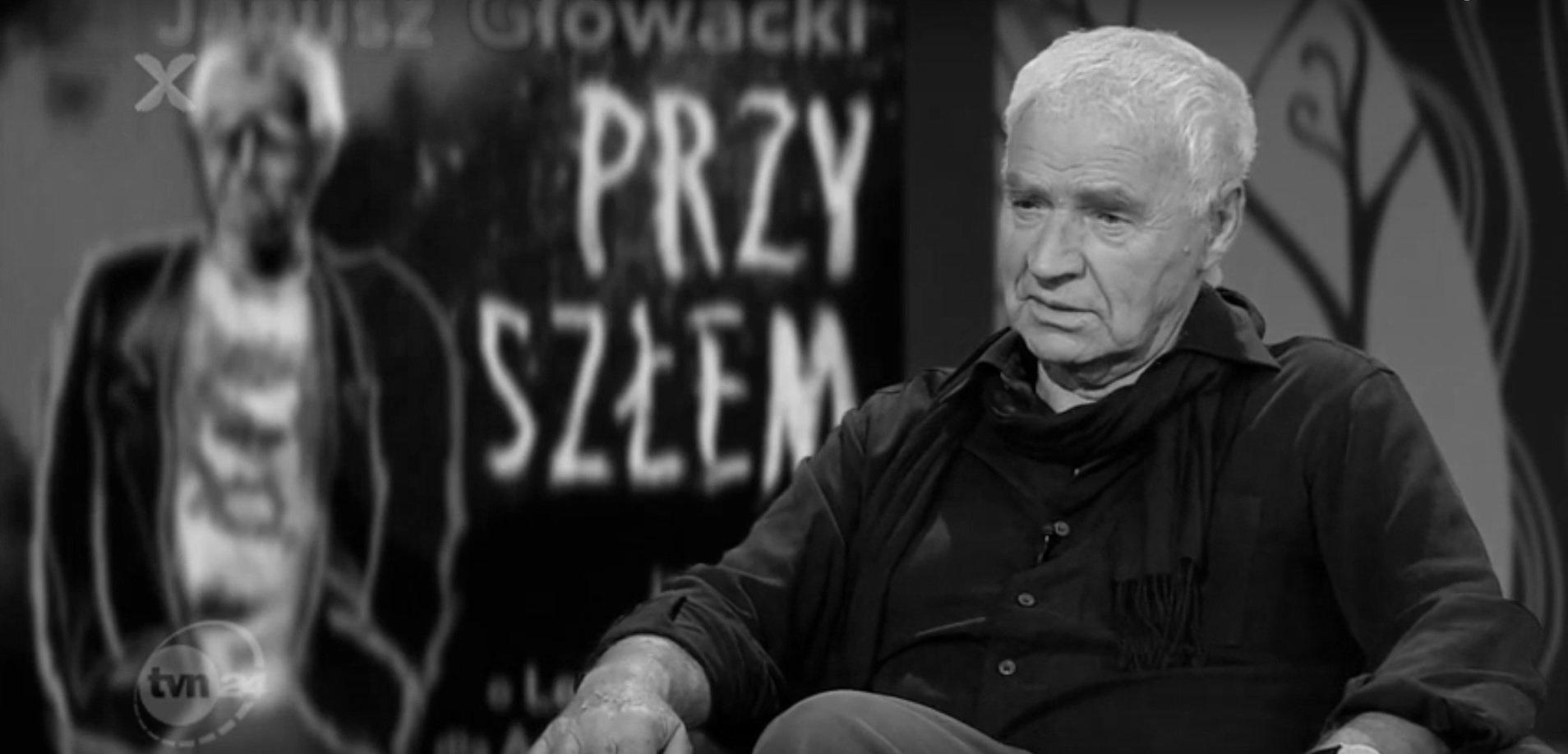 Nie żyje Janusz Głowacki. Scenarzysta Rejsu miał 79 lat