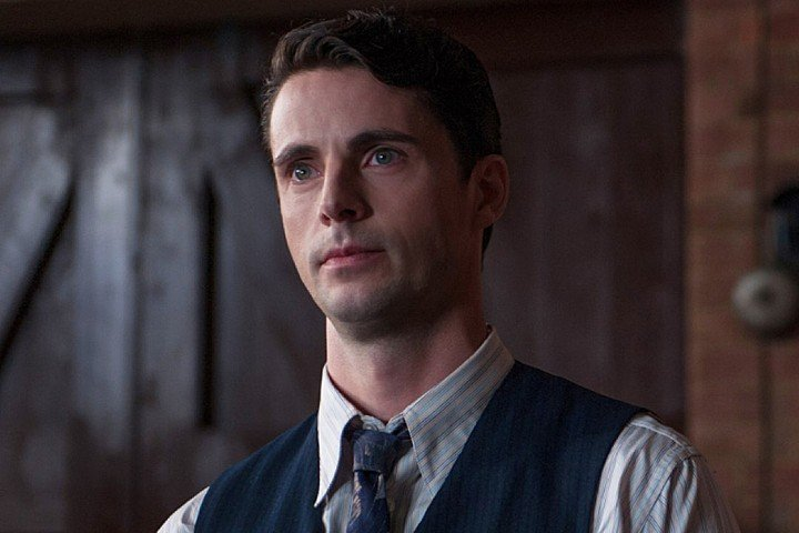 Matthew Goode zagra w A Discovery of Witches